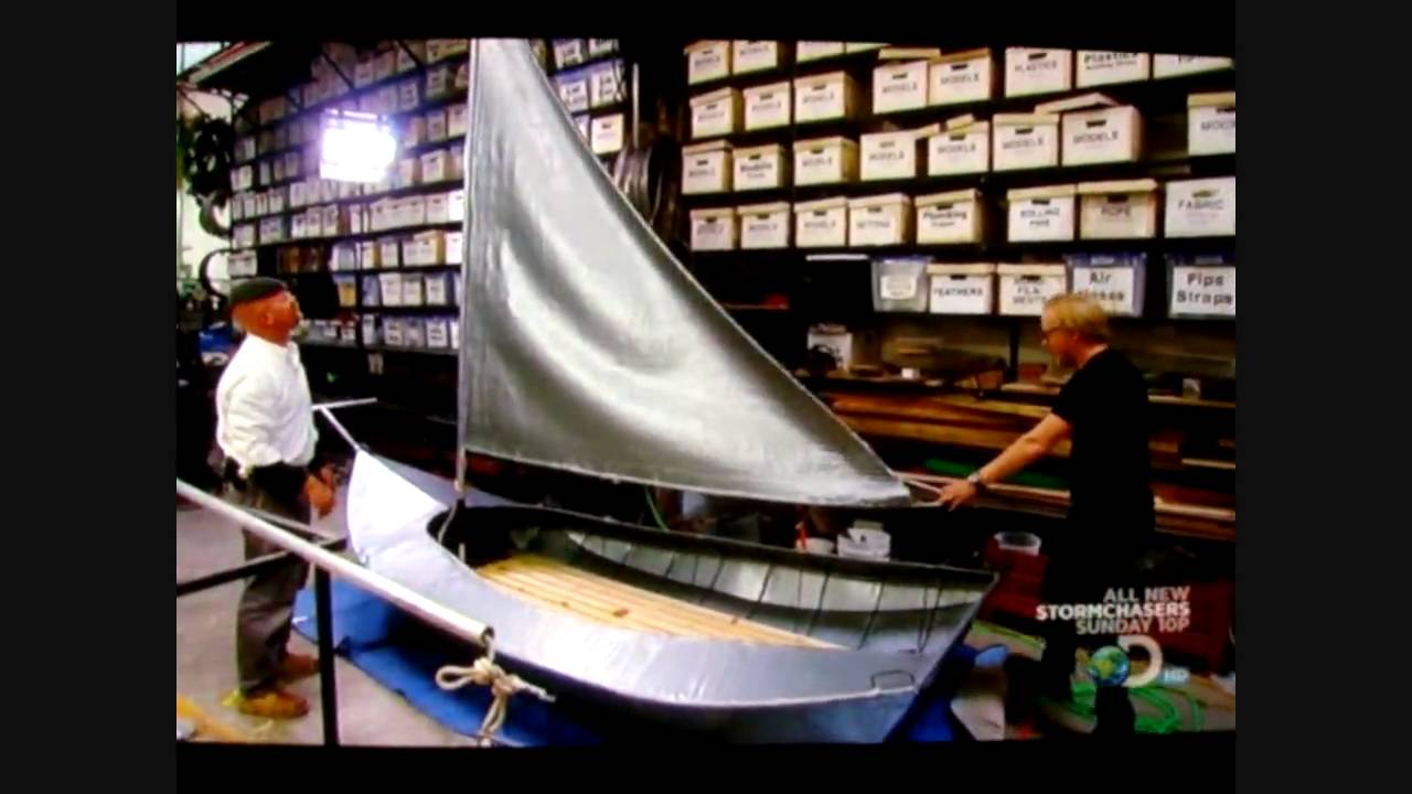 Sail Boat Made Of Duct Tape Great Video YouTube - 22 insanely useful things can duct tape