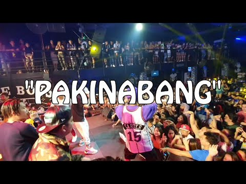 Ex Battalion - Pakinabang LIVE at Prism Super Club