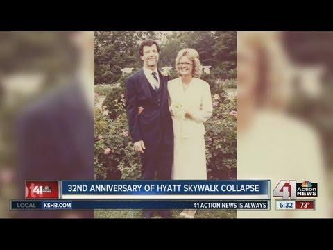 Wednesday marks 32nd anniversary of the Hyatt skywalk collapse