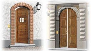 Распашные, раздвижные, арочные двери от производителя(, 2015-06-13T08:15:34.000Z)