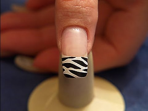 Airbrush Nail Art Step By Step Guidance 092 From Airbrush