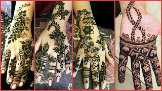 Top Easy Simple Stylish Mehndi Designs/Simple Eid Mehndi Designs/Arabic Mehndi Designs