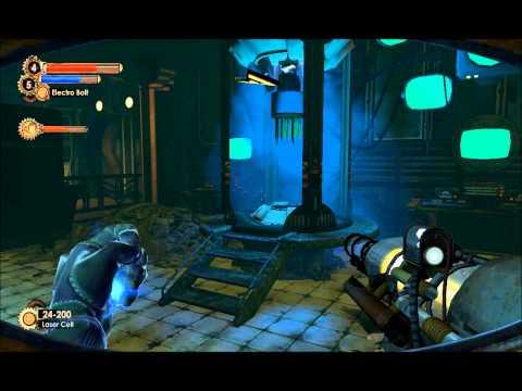 Bioshock 2 DLC Miverva`s Den #2 - Central Operations