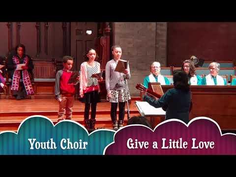 (Youth Choir) Give a Little Love, Ziggy Marley (Feb 17 2019) mp3
