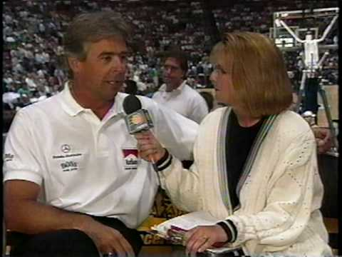 Pacers Miller Moments Rick Mears Interview 1994 Playoffs