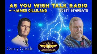 Corey Goode As You Wish Talk Radio Exclusive Tell All Interview