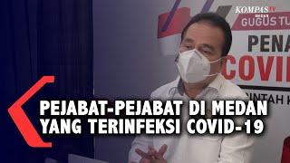 Selain Wali Kota, Beberapa Pejabat Pemko Medan Juga Terinfeksi Covid-19. Ini Kondisi Mereka.