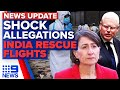 NSW premier responds to MP investigation, Aussies stranded in India to come home | 9 News Australia
