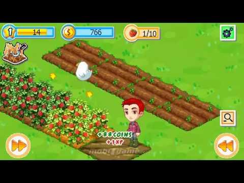 Green Farm - скачать java игру бесплатно  Зеленая Ферма на