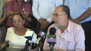 """Mensaje para Martha Tamayo: """"No Vamos Aceptar un Candidato de Línea"""""""