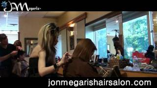 Jon Megaris Hair Salon New York Huntington