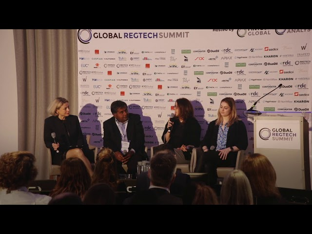 Global RegTech Summit 2019 - DIGITAL IDENTITY VERIFICATION- MEETING KYC REQUIREMENTS