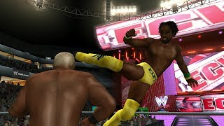 WWE SmackDown vs. Raw 2010 PS2 Gameplay HD (PCSX2)