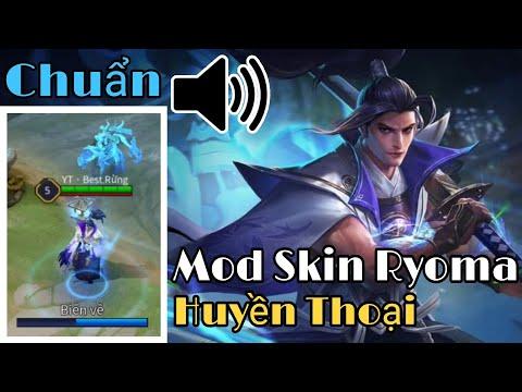 Mod Skin Ryoma Samurai Huyền Thoại Mùa 15 Mới Nhất Có Biến Về Và Âm Thanh Chuẩn   KuLBoy Gaming