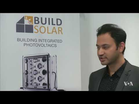 Solar Power Glass Bricks Generate Energy While Letting In Light