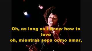 Gloria Gaynor I Will Survive Subtitulado Español Deejay Lovemaker