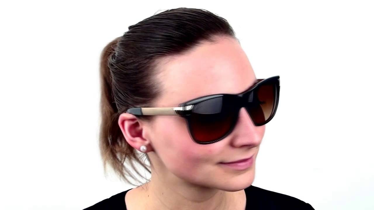 48fd341fc8ed4 Gucci GG 3611 S 7EV 71 Sunglasses - VisionDirect Reviews - YouTube