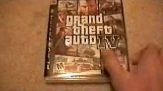 Grand Theft Auto 4 Playstation 3 Review