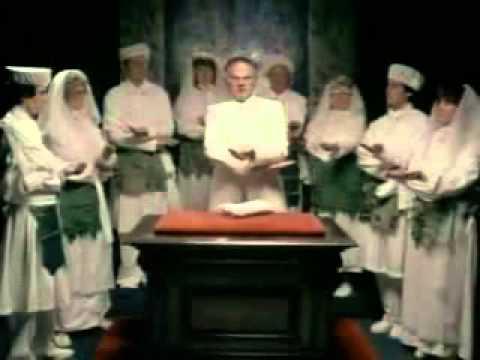 RITUAL DEL TEMPLO MORMON EN 1990  YouTube
