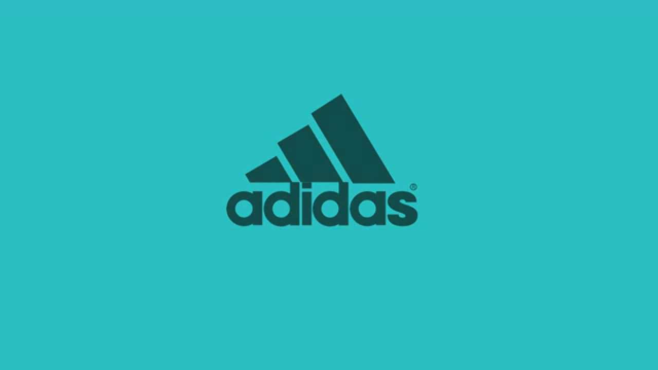 adidas logo animation