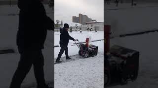 Alko kar küreme Makinası