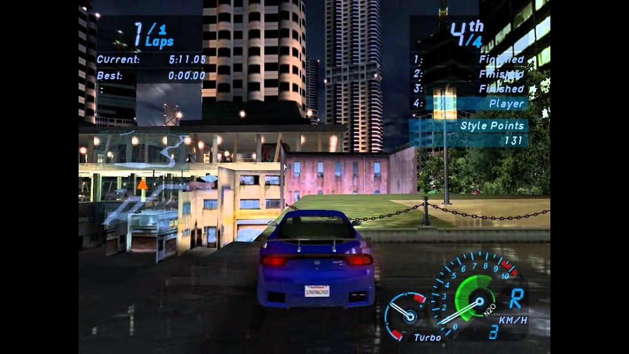 Need For Speed Underground Моды Скачать - фото 3