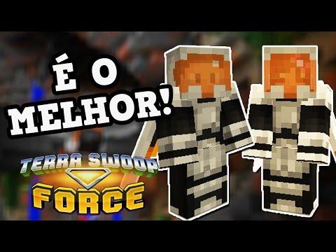 O MELHOR MAPA DE TODOS! - Desafio de Élitra (Minecraft 1.9)