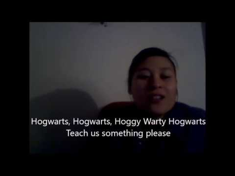 just voices: hogwarts, hoggy warty hogwarts [cover]