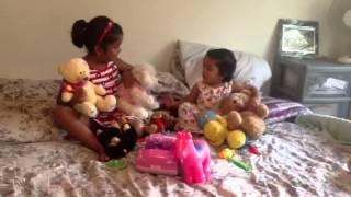 Lasya Gugu - lasya identifying her toys Thumbnail