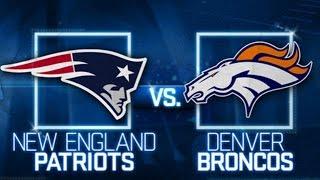 New England Patriots vs Denver Broncos | 12/18/2016 | NFL 2016 | Week 15