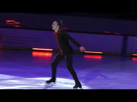 Артур Дмитриев-младший в шоу Евгения Плющенко 35, Пермь 24.04.2018