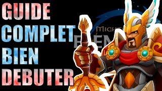 GUIDE DEBUTANT COMPLET - Might & Magic Elemental Guardians