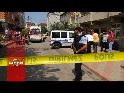 Sancaktepe'de pompalı dehşeti: 2 ölü