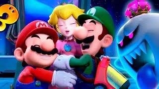 LUIGI vs KING BOO - BATALLA FINAL!! Luigi's Mansion 3 FINAL Español - #21