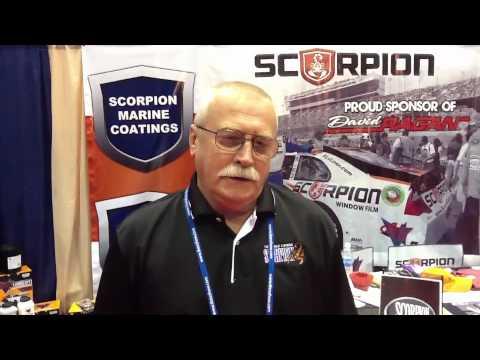 2012 Ibex Boat Show - Scorpion Marine Coatings