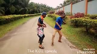 OLAMIDE Motigbana vs Puna! (Dance video )