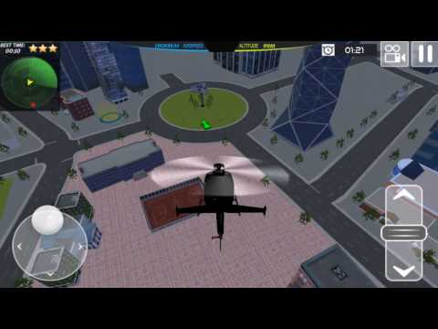 Presidential Helicopter SIM 2 - HD Gameplay Video