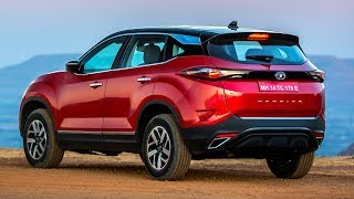 2020 TATA HARRIER - FIRST LOOK | BS6 Compliant | Interior Exterior and Drive