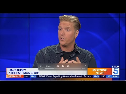 Jake Busey Discusses New Drama