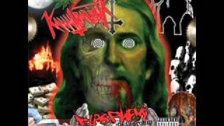 KannibalistiK - Waste of Flesh (ft. Bruce B)