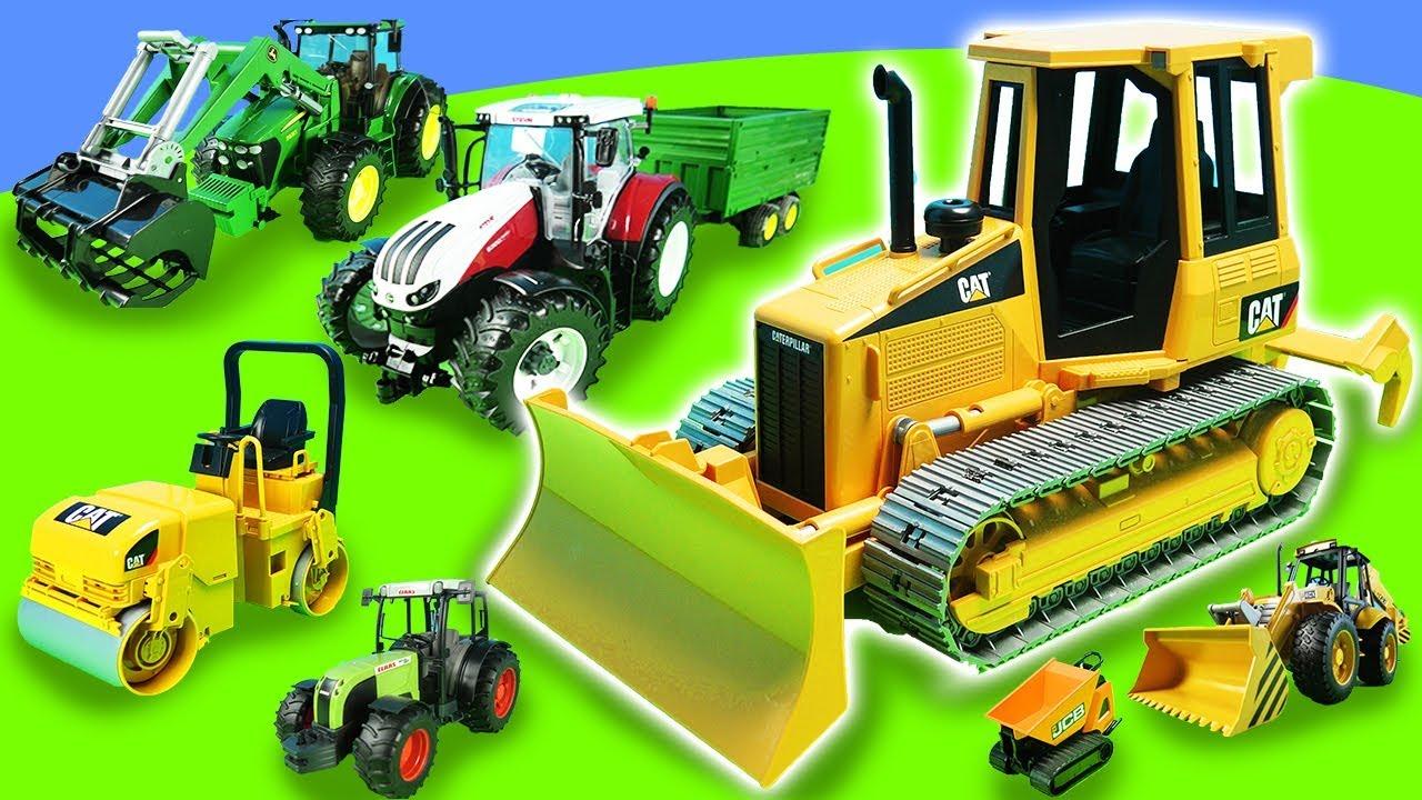 traktor kinderspielzeug