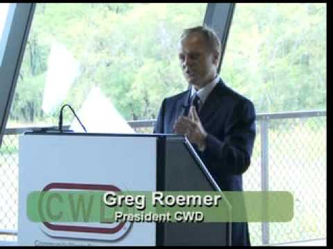 Community Waste Disposal: CNG Launch Event with T. Boone Pickens