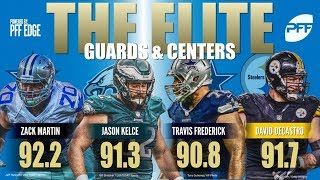 Taking a look at the NFL's best pass-protecting offensive lines | PFF