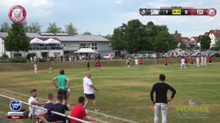 03.06.2017 SGM Meimsheim-Brackenheim vs FC Union Heilbronn