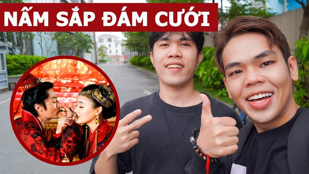 Nấm sắp đám cưới (Oops Banana Vlog #117)