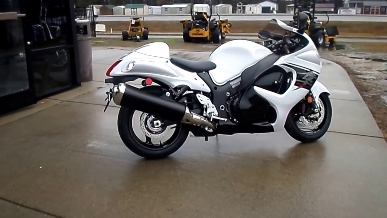 2017 GSX1300R HAYABUSA - YouTube