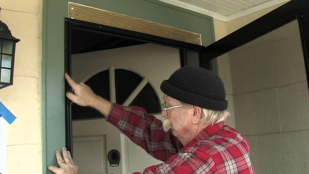 How To Replace A Screen Door Womenofpowerfo