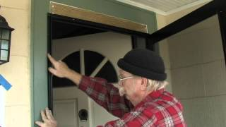 How To Replace A Storm Door