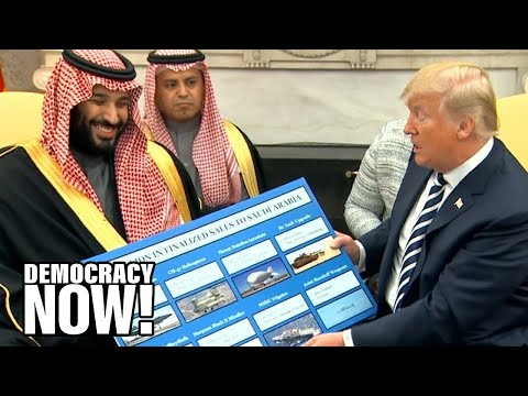 Andrew Bacevich: The U.S.-Saudi Relationship Is a Principal Source of Instability in the Middle East
