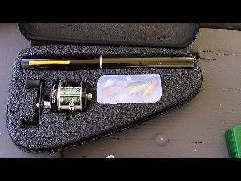 Penfishingrods com XLW bait caster combo